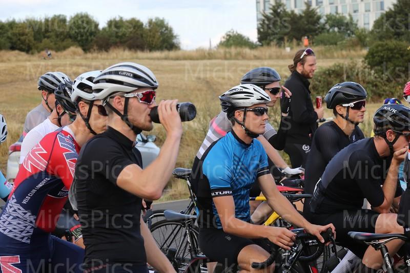 Hillingdon 14.8.18 .  Cat 4 race