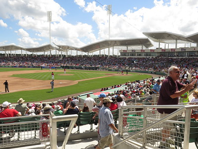 Red Sox Spring Traing, Fort Myers