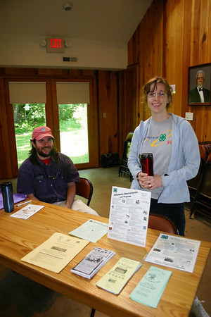 Rivanna Chapter Graduation and Volunteer Fair May 2009