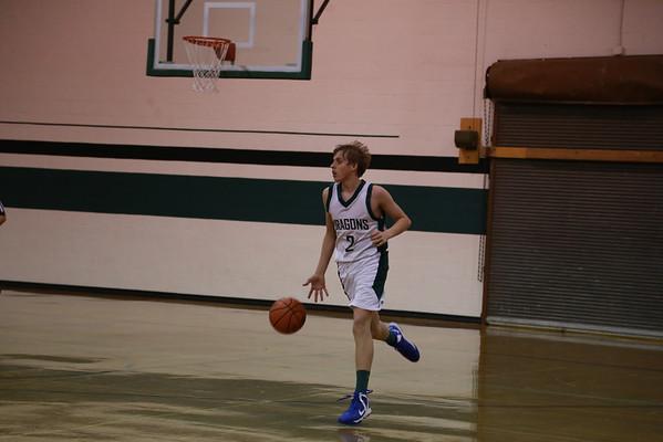 Basketball vs Portland Christian
