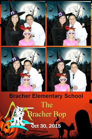 Bracher Bop Halloween 2016