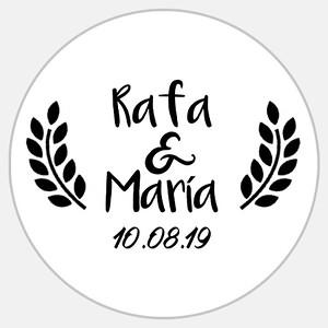 Rafa & María