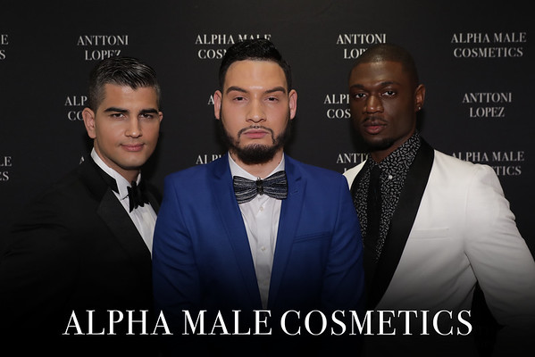 Alpha Male Cosmetics Launch Event 04.21.2018