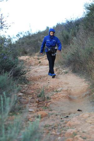 50K_Heading towards Caballo trail