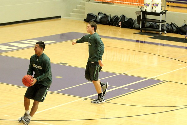 Whataburger Basketball Tournament 2014