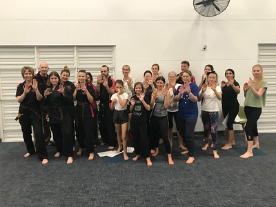 Women's Self Defence Course October 2019