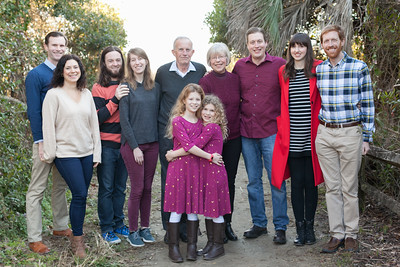 Reick Family Fall 2018 Portraits
