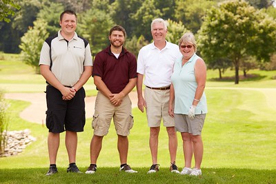 2016 UWL Alumni Golf Outing Cedar Creek
