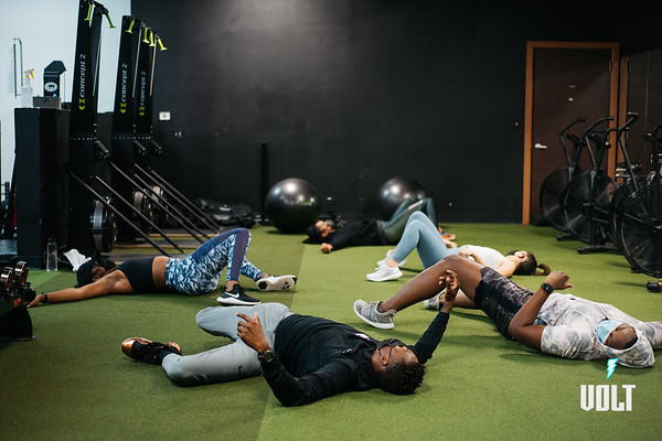 Volt.PT Training Competition Week 6 Tuesday