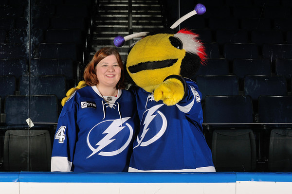 Tampa Bay Lightning STM Photo Shoot
