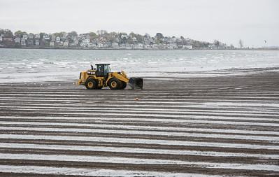 Lynn Beach Cleanup
