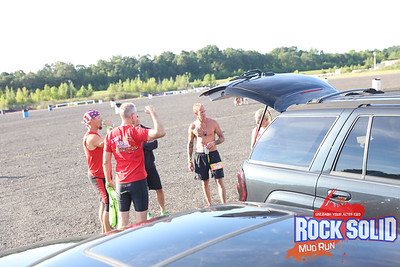 Rock Solid Mud Run 2015