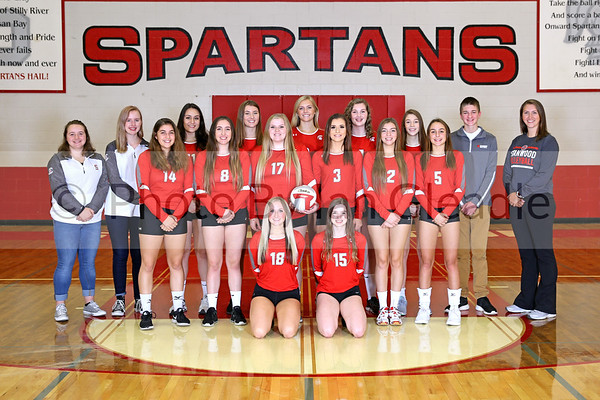 SHS Volleyball 2018