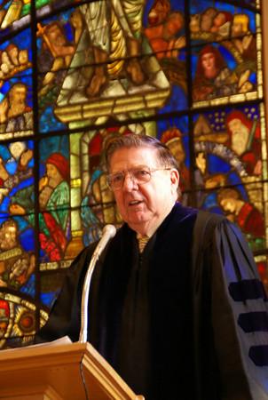 Centennial Reunion - Bivins Chapel Service