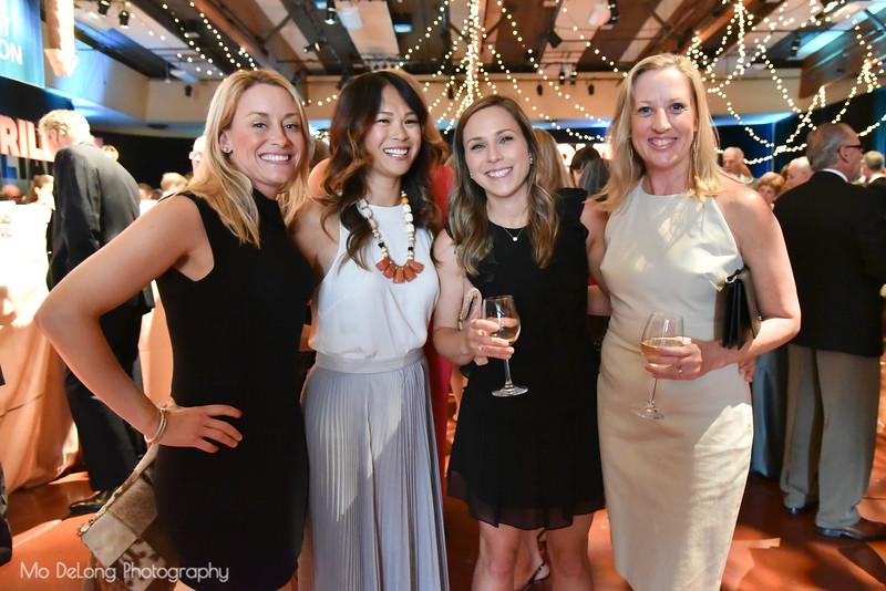 Sabrina Ames, Kailyn McCracken, Ashlee Kathrein and Ann Kaplan