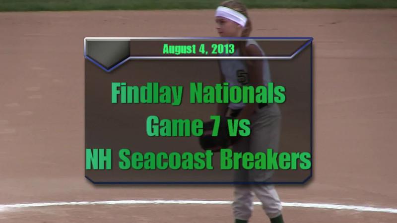 Findlay nationals game 7