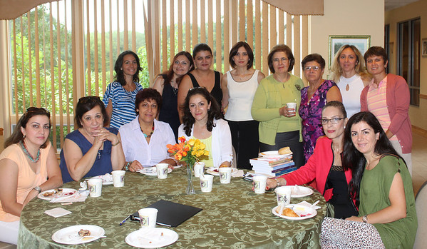 Armenian Teachers' Symposium 2012