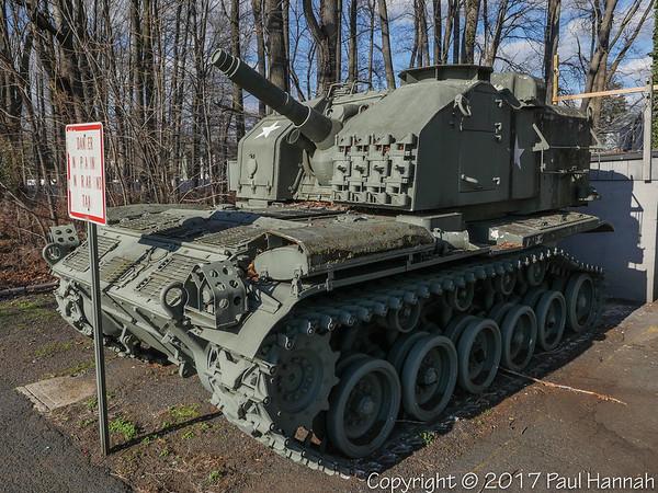 AL Post 58 – Englewood, NJ – M52A1