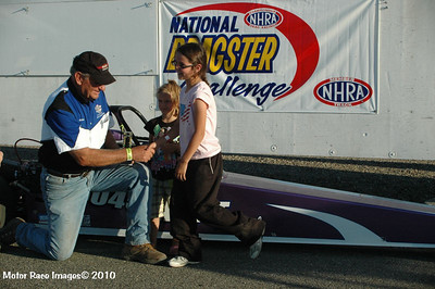 South Dakota Drag Racing State Championships Winners Circle August 7, 2010