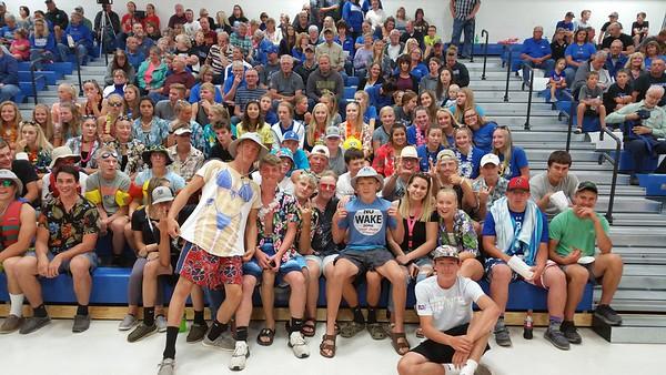 BBE volleyball v. Osakis 08-27