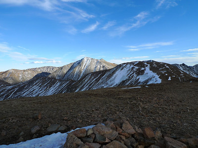 Mt. Sniktau, October 2011