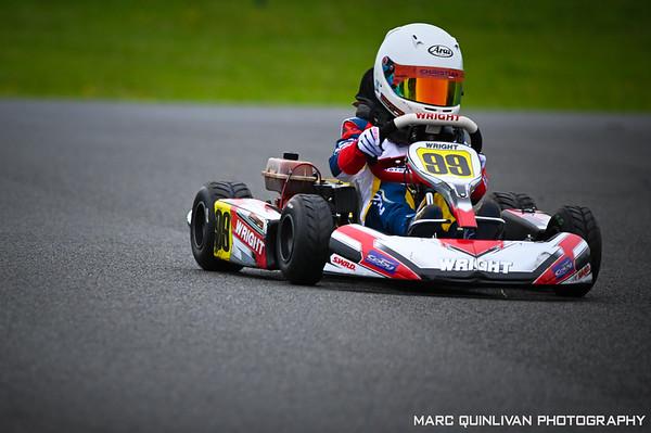 Tullyallen Karting Club 2021 Championship - Round 1 - Whiteriver