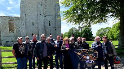 THOGS Porchester Castle, 3 Jun 2021