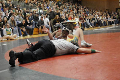 Dual Of the Year Carroll vs Heights Feb 12, 2009