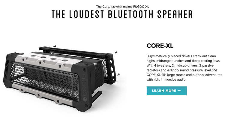 FUGOO Tough XL - The Loudest Toughest Bluetooth Speaker 2.jpeg