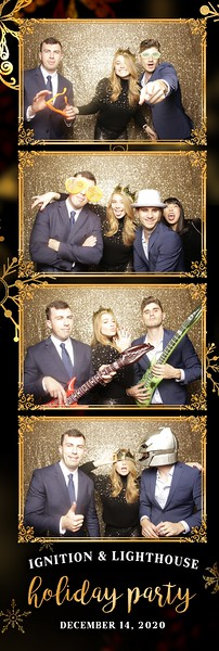 Ignition Creative Holiday Party