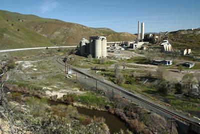 Oregon Portland Cement Company Plant