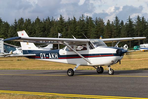 OY-AKH - Reims Cessna F172K Skyhawk