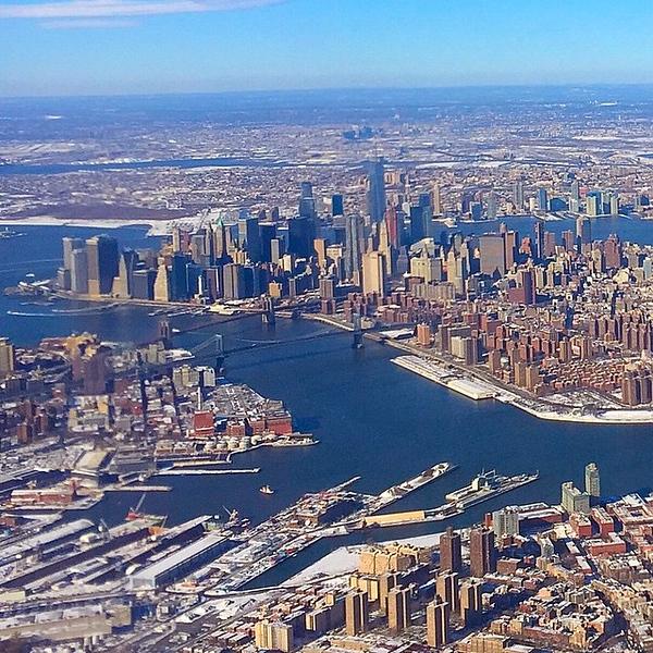 Good morning #Manhattan.