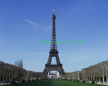 France - February, 2004 - 2