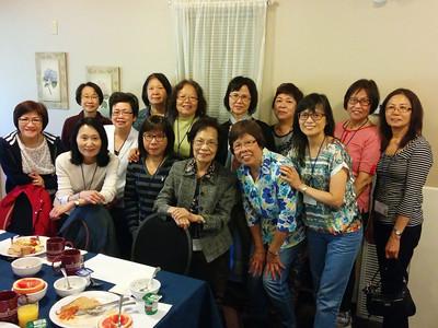 2016 WCCAC Womens Retreat