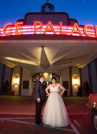 dana + joe wedding