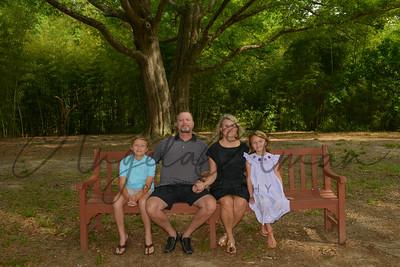 Crum Family portraits