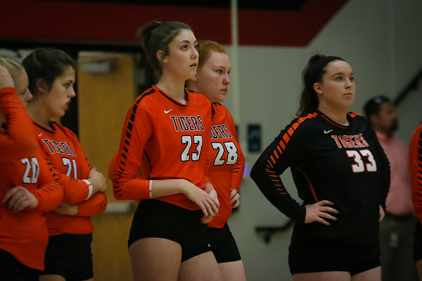 20171016 Varsity Volleyball Districts