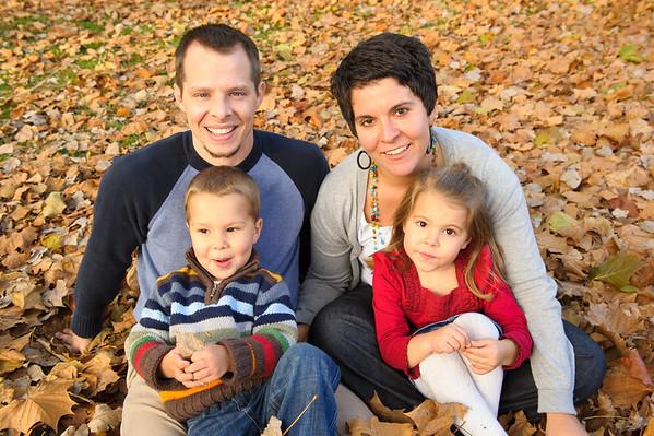 Family Photos at Park
