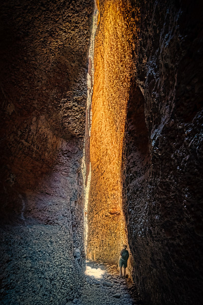 Midday at Echidna Chasm