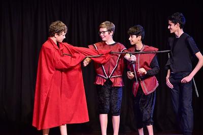Wellington College: Coriolanus - Act I & 1st part Act II