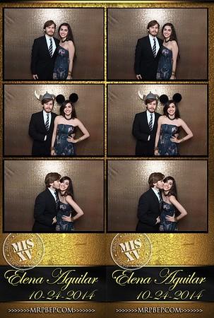 Elena's XV   Oct. 24th 2014