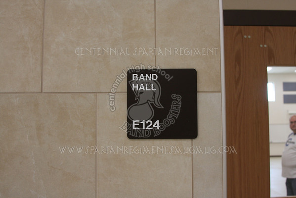 New Band Hall