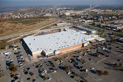 North American Roofing: Wal-Mart - Colony, TX