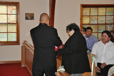 """Celebration of Marriage"" Vickie & Roy Wedding March 26, 2011"