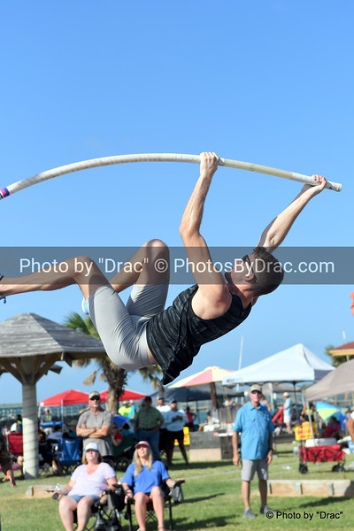 Port Aransas Beach Vault - Open/Elite Men - Pit 2 - 6-16-2018
