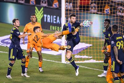 2020-Oct-14 MLS | Houston Dynamo v Nashville SC