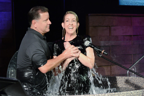 Baptisms - September 19-20, 2015
