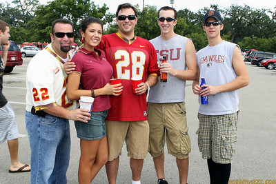 Tailgating and UCC