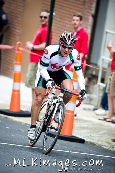 Pro Men Cat 1 <br> Bank of America Wilmington Grand Prix <br> 5/16/2009